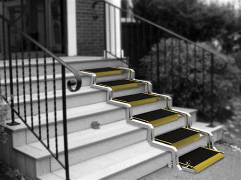 Convertible Stair Ramp