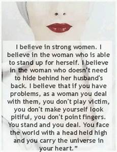 Strong Confident Women Quotes. QuotesGram