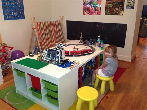 Ikea Kinderzimmer Lego by Table Top Using Ikea Trofast Search