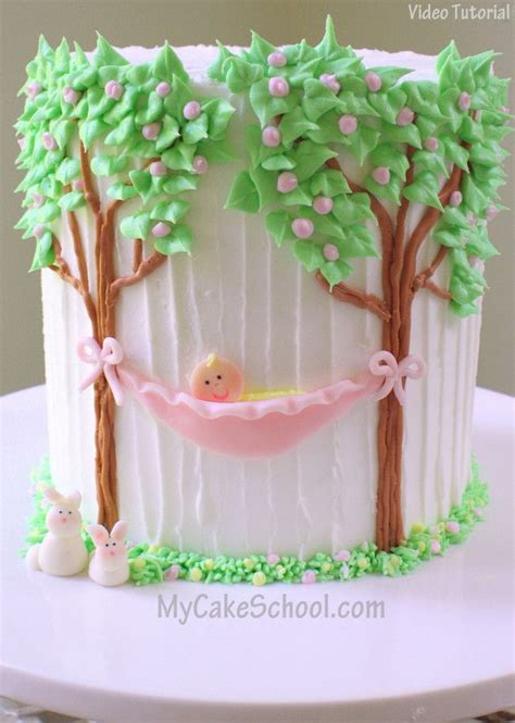 Best Hammock For Cing by Adorable Baby In A Hammock Cake Free Cake Tutorial
