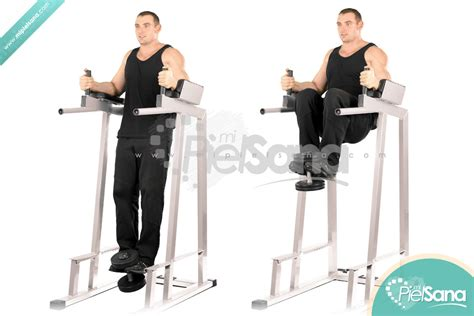 Chair Leg Raises Bodybuilding by Need 2 Killer Exercises For Lower Abs That Can Be