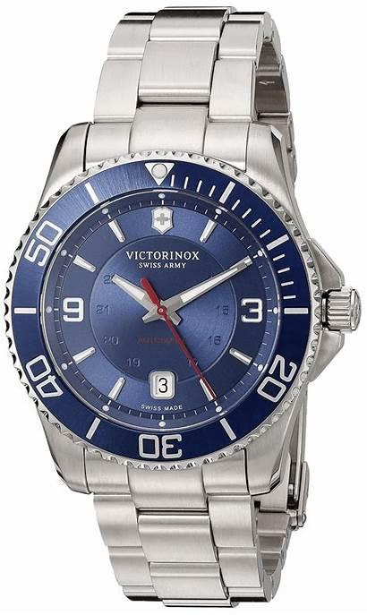 Maverick Victorinox Watches Automatic Under Swiss Version
