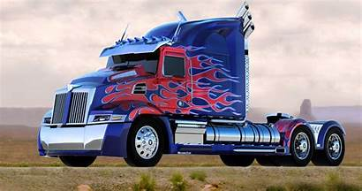 Transformers Movies Cars Truck Vehicle Trailer Ride