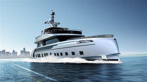 Porsche Boat by Porsche Dynamiq Launch Gtt 115 Yacht For 16 Million
