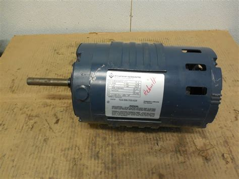 Franklin Electric Motors by Franklin Electric A C Motor 1301610410 1 Hp Ph 3 1140 Rpm