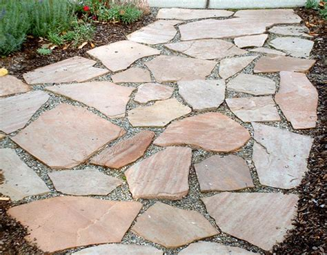 flagstone in concrete anyone ever built a flagstone patio tigerdroppings com