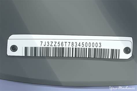 What Is A Vin Number For A Car by What Is Vin Number Obd Advisor