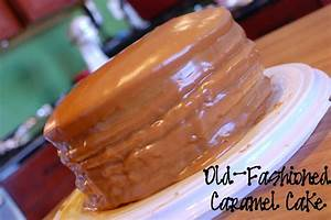 Caramel Icing Made The Old Fashioned Southern Way Recipe