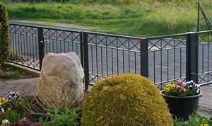 Gartenzaun Aus Metall : gartenzaun metall modern zaun z une balkon tor crossline z120 200 feuer verzinkt z une ~ Orissabook.com Haus und Dekorationen