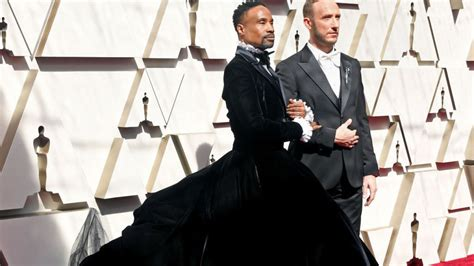 Billy Porter Actor Turns Heads Academy Awards