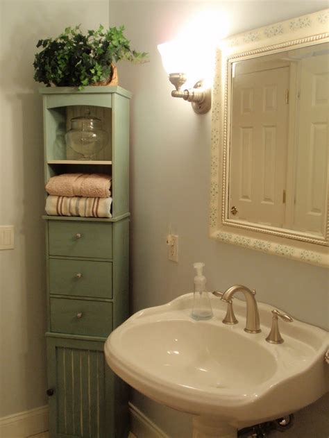 tall corner cabinet  bathroom woodworking projects