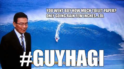 Guy Hagi Memes Dominate Ahead Of Hurricanes Iselle And