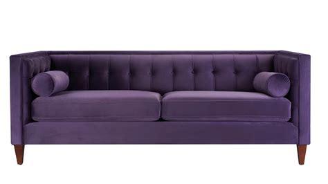 Velvet Purple Sofa by 12 Dreamy Velvet Sofas You Ll Freshome
