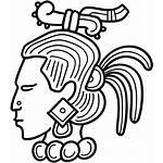 Indigenous Mayas Clipart Illustration Wrestling Headgear Clip