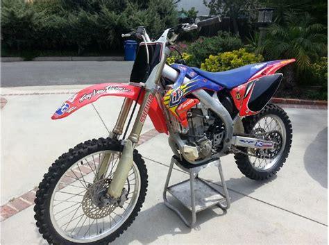 Buy 2006 Honda Crf 450r On 2040-motos