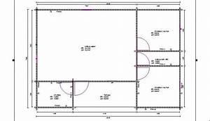 maison bois en kit maison bois anna With superb plan maison en l 100m2 18 projets nos maisons