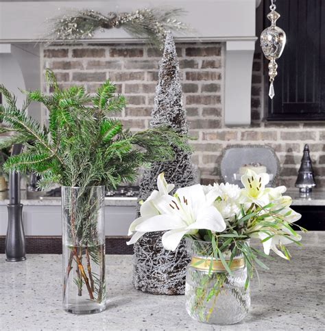 holiday home showcase decor gold designs
