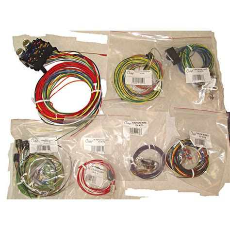 Wiring Harnes For Jeep Cj5 by Omix Ada 17203 01 Universal Wiring Kit 55 86 Jeep Cj5