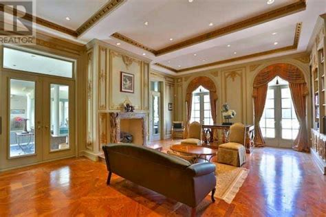 robert herjavecs  square foot toronto mega mansion