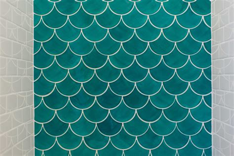 moroccan fish scale tile bathroom trends construction2style