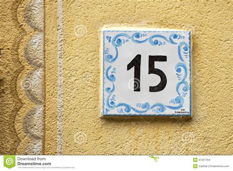 ceramic number tile stock images image 37221764