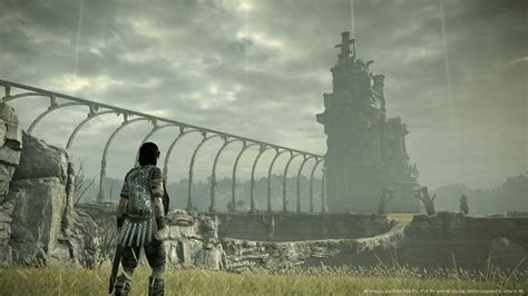 Shadow Of The Colossus Ps4 Is A Gorgeous Timeless