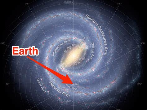 Milky Way Galaxy Captured Through Crystal Ball