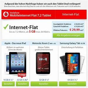 Sparhandy Rechnung : ipad 3 4g mit 5gb vodafone datentarif zum spitzenpreis ~ Themetempest.com Abrechnung