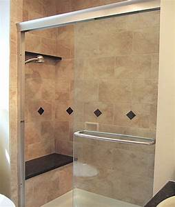 Tiled Showers For Small Bathrooms