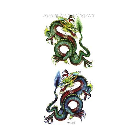 tatouage dragon tat ym
