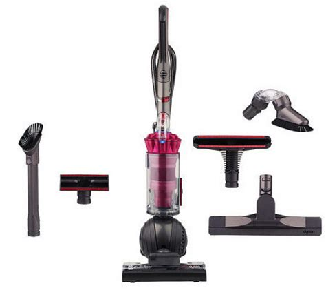 dyson dc40 multi floor upright ball vacuum w accessories