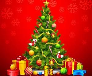Christmas Tree Animated Hd Wallpaper New Christmas Tree ...
