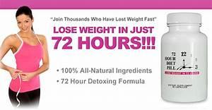 72 Hour Diet Pill - 3 Day Diet - 72 Hour Diet
