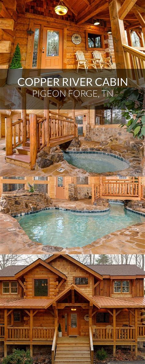 luxury cabins pigeon forge tn cabin