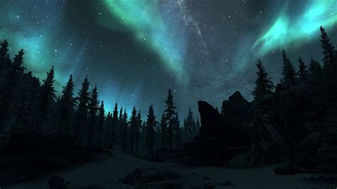 10 best nature inspired lights northern lights wallpapers wallpaper cave