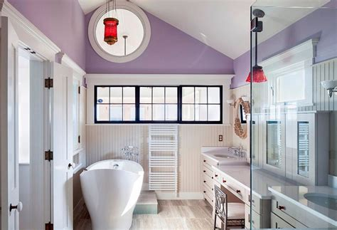 amazing purple bathroom ideas  inspirations