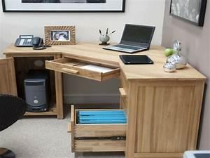 Schreibtisch Design Holz : eckschreibtisch funktionale und moderne designs ~ Eleganceandgraceweddings.com Haus und Dekorationen