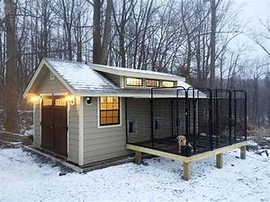 12x20 quotgarden shedquot with transom dormer customized for a With at home dog kennels