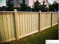 privacy fencing ideas The Spartan - Fence Workshop™