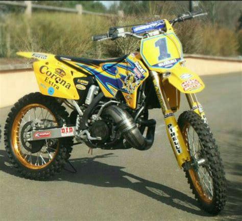 Suzuki 250cc Bike by Suzuki Rm 250cc Factory Dirt Bike Stuff Motocross