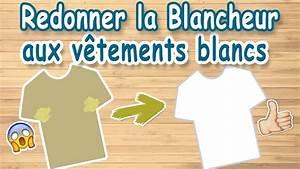 Blanchir Linge Déteint : blanchir le linge jauni ou devenu gris youtube ~ Melissatoandfro.com Idées de Décoration