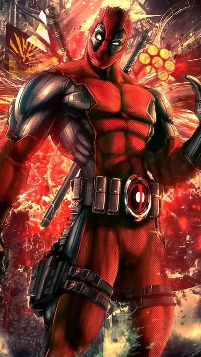 Deadpool Wallpapers Marvel Background Backgrounds Iphone 4k