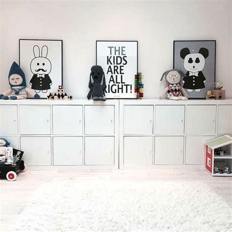 rangement chambre ikea rangements ikea dans une chambre enfant