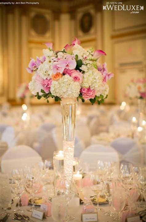 tall wedding reception centerpieces weddings romantique