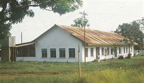 Home Economics Building | Njala University College campus ...