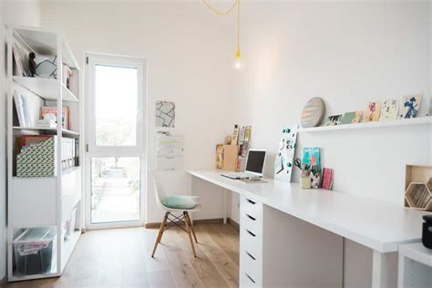 irresistible scandinavian home offices   boost  productivity homesthetics