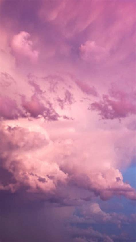random iphone pink clouds paris palm tree backgrounds