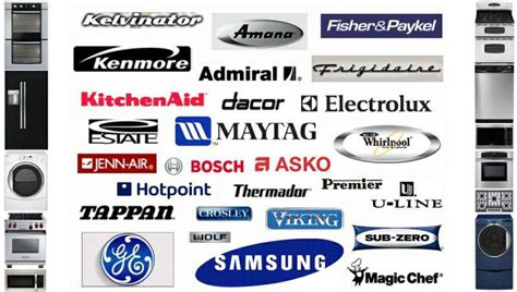 Kitchen Appliances Astounding Major Appliance Brands Top
