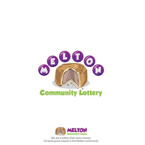 community lottery   logo  designatron