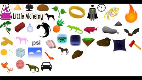 The following is a list of all the different codes and what you get when you put them in. Little Alchemy Cheats #1 - YouTube